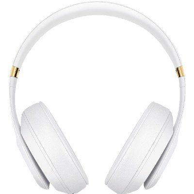 BEATS Studio 3 Wireless OverEar Kopfhörer in Weiss oder Rot für 186,75€(statt 249€)