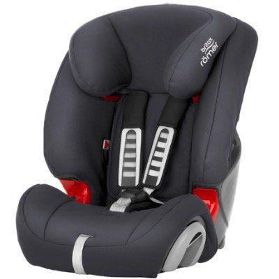 britax römer Evolva 123   Kinder Autositz in Storm Gery für 109,66€ (statt 123€)
