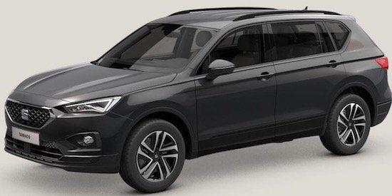 Privat & Gewerbe: Seat Tarraco Style 1.5 TSI mit 150PS für 139€ (Diesel 149€)   LF: 0,50