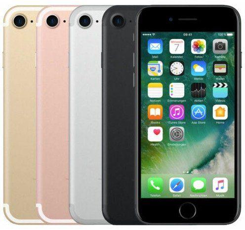 iPhone 7 mit 32GB in div. Farben für je 236,90€ (statt 264€)   Zustand beachten