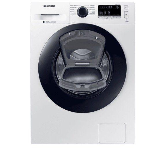 Samsung WW90K44205W Waschmaschine (9kg, A+++) ab 467,58€ (statt 565€)
