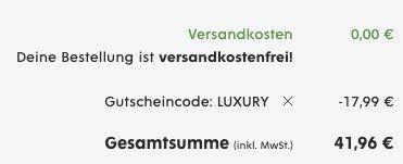 Dior Homme Intense Eau de Parfum 50ml für 41,96€ (statt 55€)