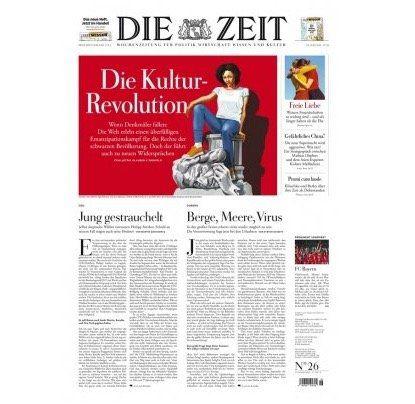 """13 Ausgaben """"Die Zeit"""" für direkt nur 14,95€ (statt 70€)"""