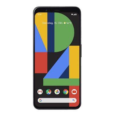 Google Pixel 4 64GB in Orange, Weiß oder in Schwarz für 399,64€ (statt 449€)