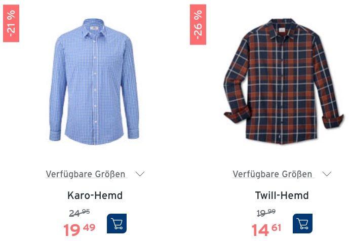 Tchibo mit 16% Extra Rabatt im Sale   günstige Klamotten