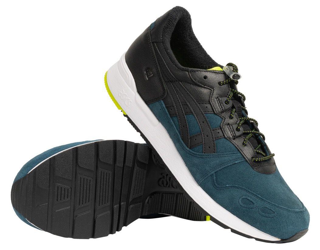 Asics Tiger GEL Lyte Sneaker aus Leder bis Größe 48 für 43,94€ (statt 53€)