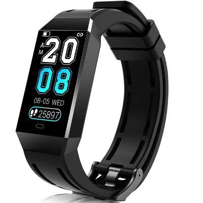 COULAX Fitness-Armband mit Herzfrequenz 1,14 Zoll IP68 für 7,92€ (statt 26€) – Prime