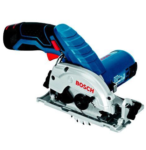 Bosch GKS 12V-26 Akku-Kreissäge inkl. 2x 3,0 Ah Akku + Ladegerät für 131,76€ (statt 155€)