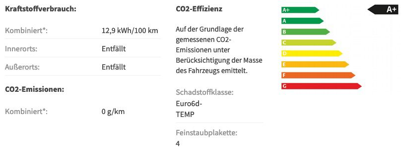 Privat: Seat Mii electric Plus PSM mit 83PS und 1 Gang Automatik in Tornado Rot für 93€   LF: 0,53