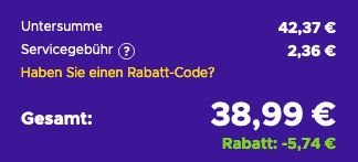 50€ PlayStation Network Guthaben für 38,99€