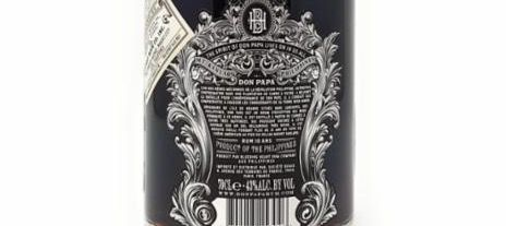 Don Papa 10 Jahre alter Rum Flasch 0,7l für 67,49€ (statt 85€)