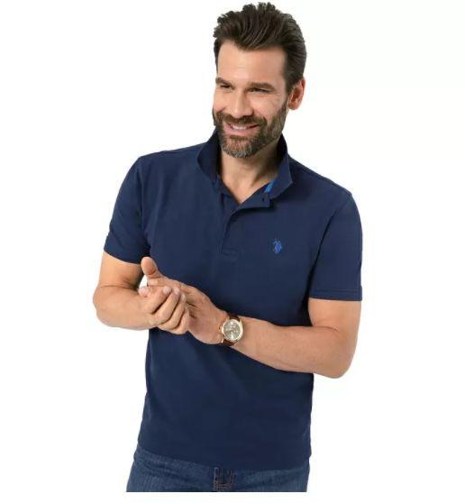 U.S. POLO ASSN. Herren Poloshirts für je 27,99€ (statt 35€)