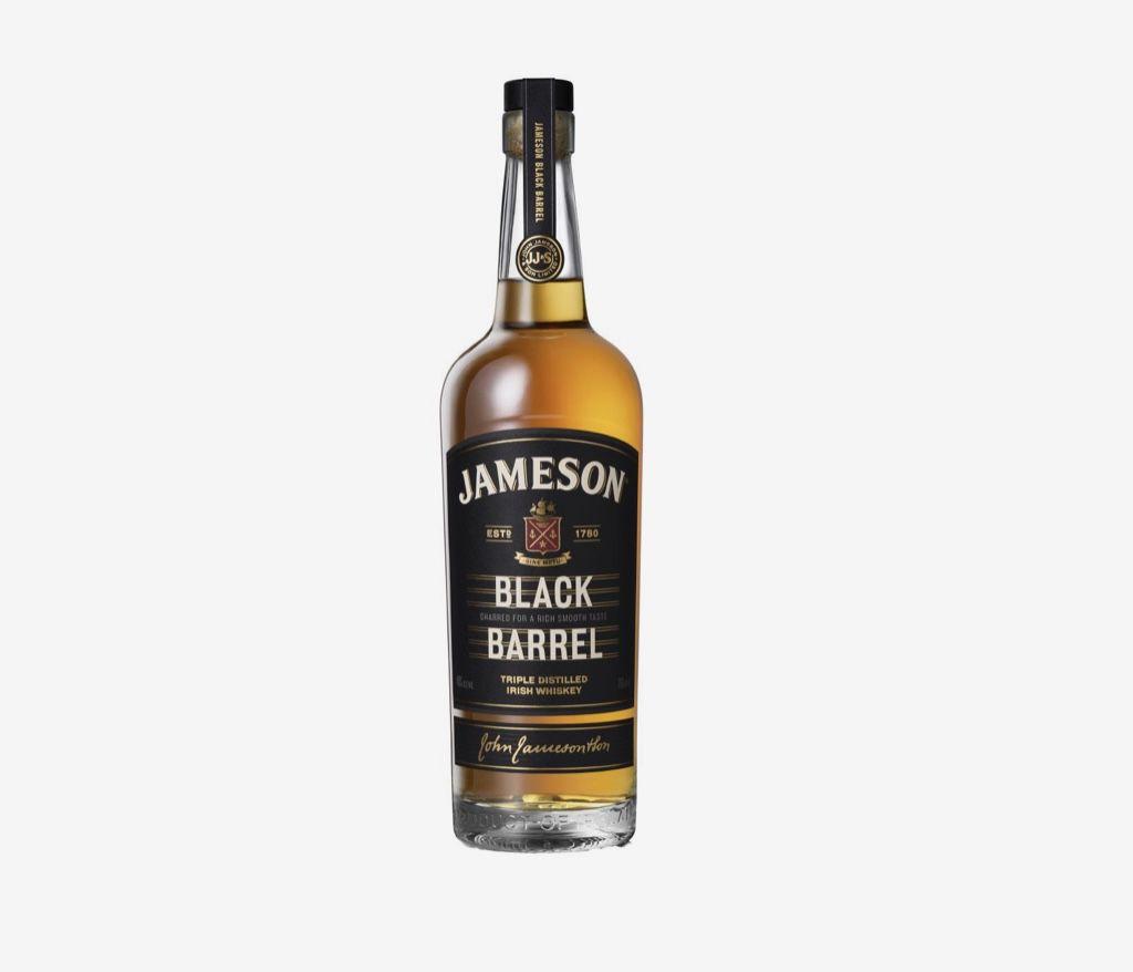 3 x 1L Jameson Black Barrel Blended Irish Whisky für 100€ (statt 135€)
