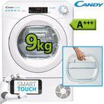 Candy CSO H9A3TE-S smarter Wärmepumpentrockner 9kg WLan A+++ für 319,90€ (statt 469€)