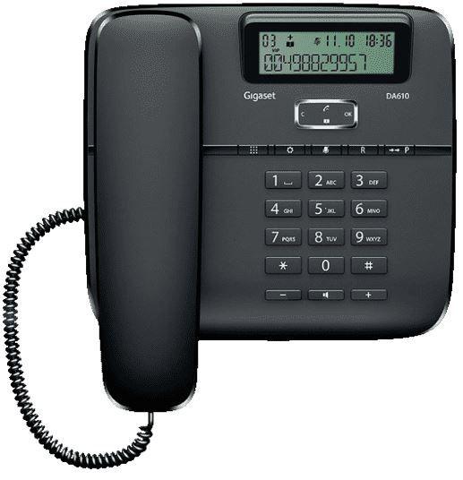 Saturn Gigaset Sale mit 20% extra Rabatt: z.B. GIGASET A 415 Schnurloses Telefon für 21,59€ (statt 30€)
