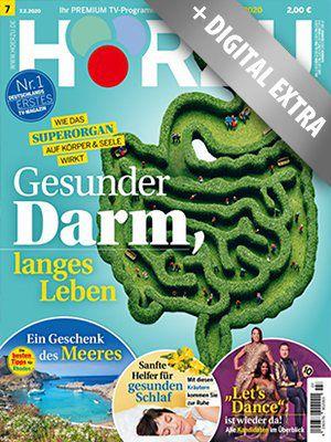 13 Ausgaben HÖRZU Digital für 32,50€ + Prämie: 35€ Bestchoice Gutschein