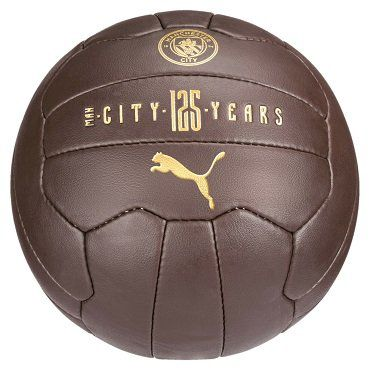 PUMA Manchester City 125 Year Anniversary Fan Ball für 20,30€ (statt 29€)