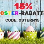 Neckermann 15% Oster Rabatt auf ausgewählte Artikel – z.B.  Hammer Rudergerät für 254,99€ (statt 306€)