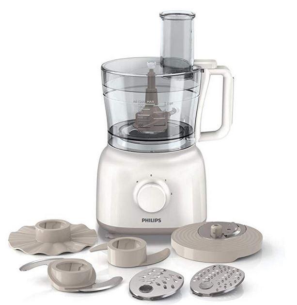 PHILIPS Daily Collection HR7627/02 Küchenmaschine für 34,99€ (statt 49€)