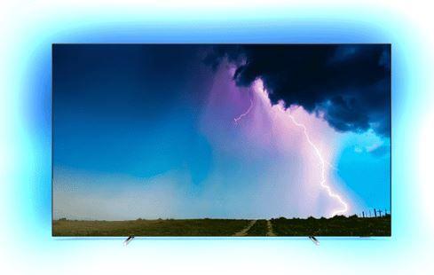 PHILIPS 65 OLED 754/12   65 Zoll OLED Ambilight UHD TV ab 1.515,33€ (statt 1.873€)