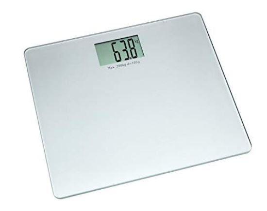 TFA Dostmann 5 Big Step Körperwaage bis 200kg für 17€ (statt 22€)