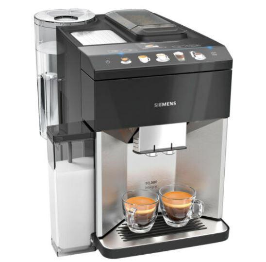 Siemens TQ507D03 EQ.500 integral Kaffeevollautomat mit Milchschaum für 639,90€ (statt 689€)