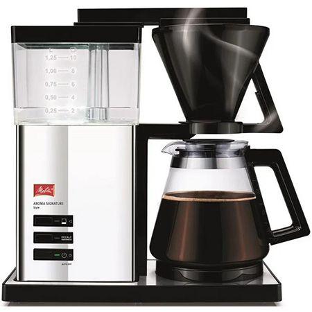 Melitta Filterkaffeemaschine Aroma Signature Deluxe mit 1,2L Kaffeekanne für 99€ (statt 109€)