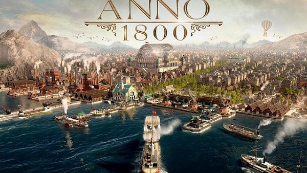 Epic Games: Anno 1800 kostenlos spielen (IMDb 7,9/10)