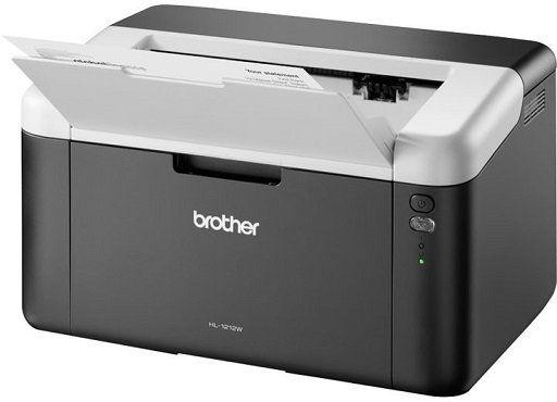 Brother HL 1212W inkl. 5 Toner monochrom Laser für 95,20€ (statt 138€)