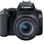 Canon EOS 250D Spiegelreflexkamera mit 24.1 MP WLAN 18-55mm + 75 mm – 300 mm Objektiv für 544€ (statt 661€)