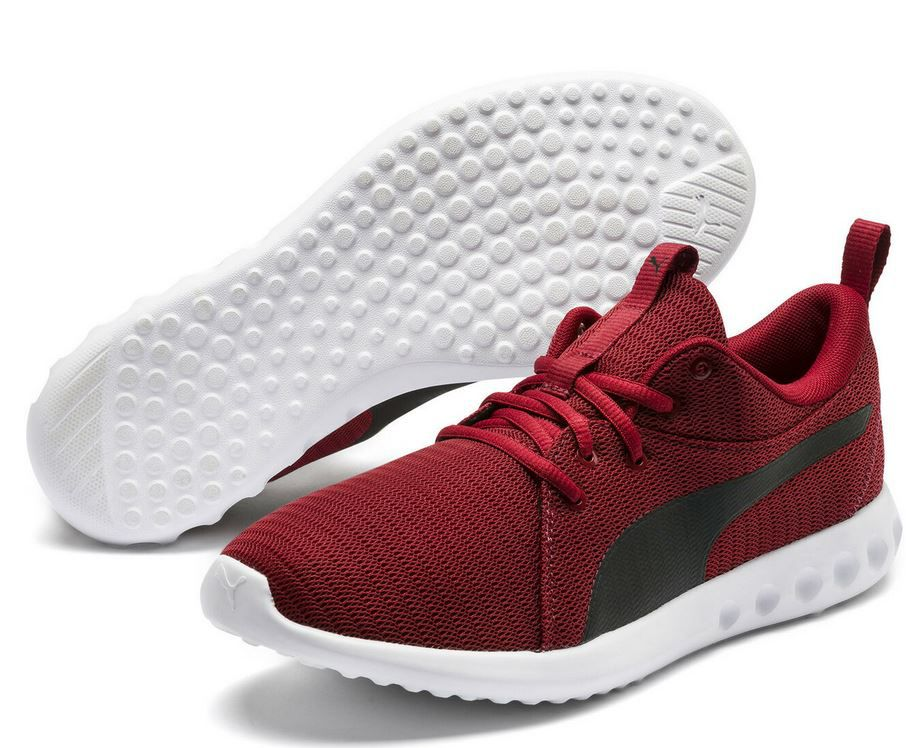 Puma Carson 2 MultiKnit Herren Sneaker 3 Farben für 20,93