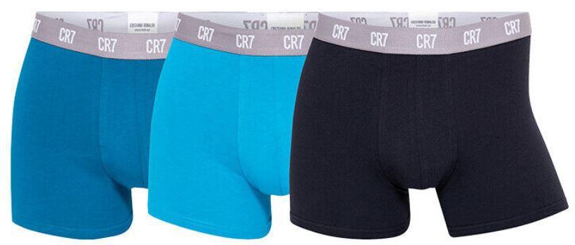 3er Pack CR7 Basic Herren Underwear Boxershorts für 14,80€ (statt 25€)