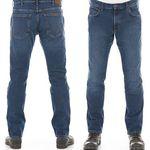 Wrangler Herren Jeans Durable Slim Fit Blue Black für 34,95€ (statt 50€)