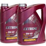 MANNOL SAE 5W-40 Extreme Motoröl 10 l für 30,99€  (statt 38€)