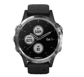 GARMIN Fenix 5 Plus Sport GPS Smartwatch für 349€ (statt 395€)