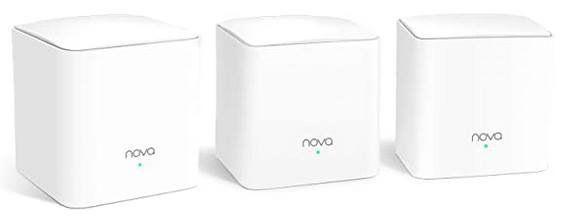 3er Pack Tenda Nova MW5G Mesh WLAN System für 119,99€ (statt 150€)