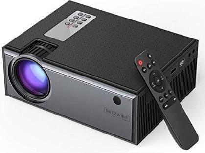 Blitzwolf BW VP1 Mini LED 720p Beamer für 65,09€ (statt 90€)