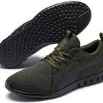 PUMA Carson 2 MultiKnit Schuhe in Grün für 24,50€ (statt 43€)