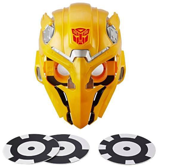 Hasbro Transformers Movie 6 Bee Vision VR Maske für 24,99€ (statt 38€)