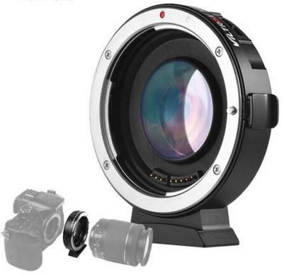 JYC Viltrox EF M2 II Autofokus Adapter für Canon EF Mount Objektiv für 119€ (statt 135€)