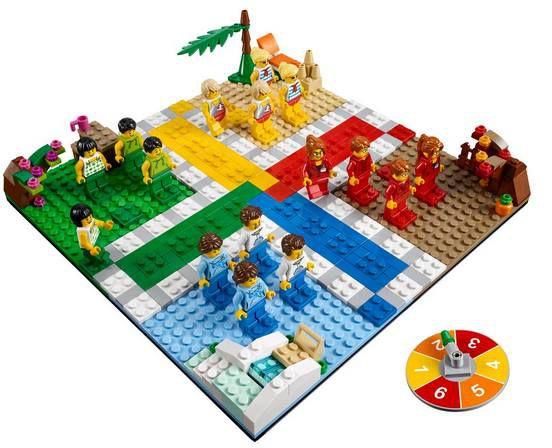 Lego 40198 Minifiguren   Ludo Spiel für 31,49€ (statt 43€)