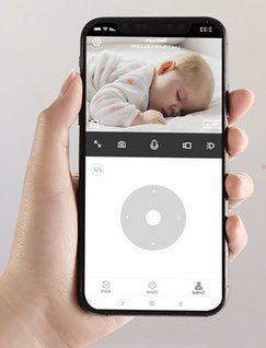 VICTURE SC220 1080P 360° Überwachungskamera mit Bewegungsmelder & mehr für 21,99€ (statt 36€)