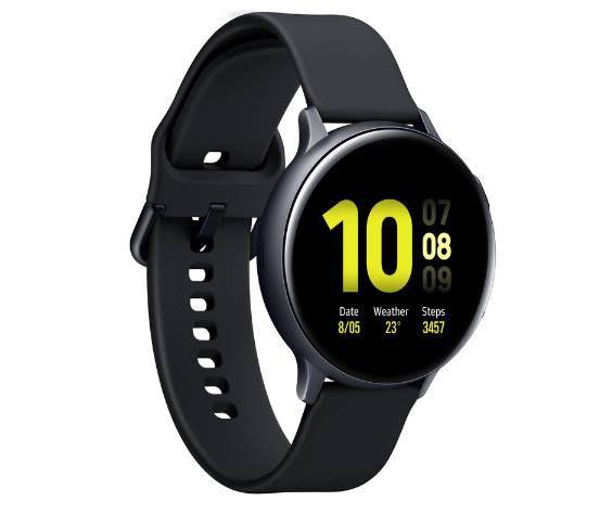 Samsung Galaxy Watch Active 2 (44mm) für 129,99€ (statt 156€)