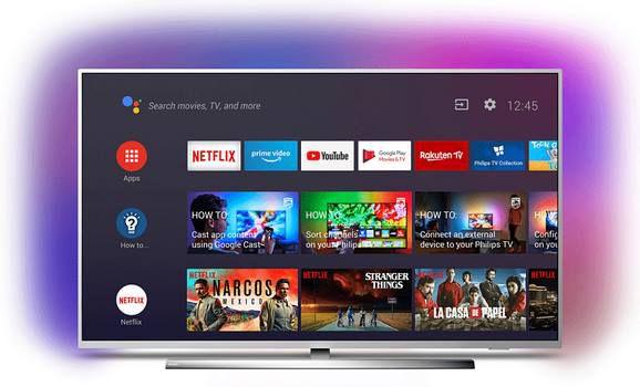Philips 55PUS7354   55 Zoll UHD TV mit Ambilight ab 562,89€ (statt 743€)