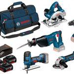 Bosch 0615990K6N Akku-Spezialset mit 5 Maschinen & 3 Akkus für 755,50€ (statt 870€)