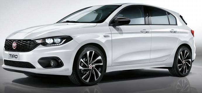 Fiat Tipo 1.4 S Design Kombi mit 120PS im Privatleasing für 154,30€ mtl.   LF: 0.57   sofort verfügbar!