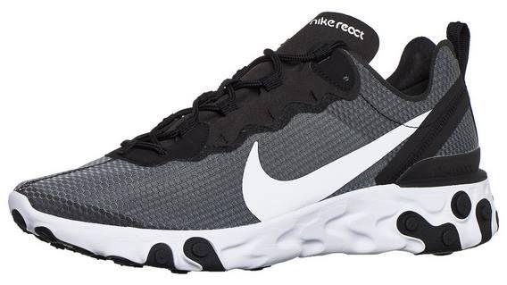Nike React Element 55 SE in Schwarz für 64,78€ (statt 81€)