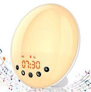 Hosome WakeUp Wecker mit 8 Klängen & 7 Farben für 13,99€ (statt 28€)