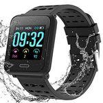 Winzwon Smartwatch inkl. Tracker mit vielen Funktionen für 13,49€ (statt 27€)