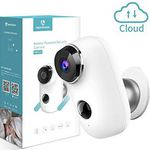 1080p WLAN-Außenkamera mit Akku & Bewegungserkennung für 62,99€ (statt 90€)